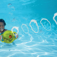 Bubble Ring Blaster  @ Sharper Image