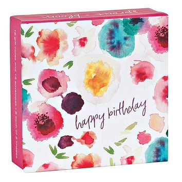 Sprout + Bloom Mini Birthday Notecard Boxed Set