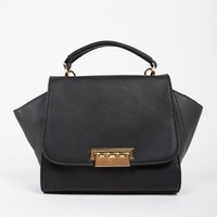 Structured Saddle Bag