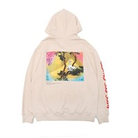Kanye West KIDS SEE GHOSTS Hoodie Men Women Pullover Sweatshirts Hip Hip Hoodies
