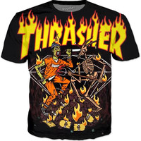 Thrashers And Diamond
