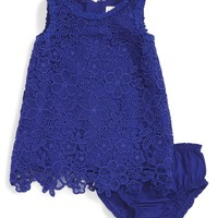 kate spade new york lace dress (Baby Girls) | Nordstrom