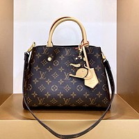 LV classic vintage presbyte handbag shoulder bag crossbody bag