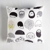 Critters Prickly Pairing Pillow by ModCloth
