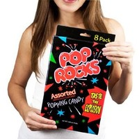 World's Largest Box Of Pop Rocks