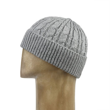 The Longview Cable Knit Beanie