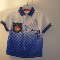Disney Store Mickey Mouse The Olympic Flame Shirt - Boys Size:4
