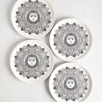 Oh Sol Hungry Plate Set by ModCloth