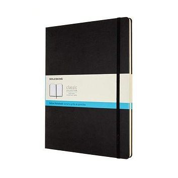 Moleskine Dotted Classic XXL Notebook - Hard Cover