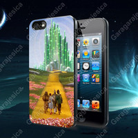 The Wizard Of Oz For iPhone 4 / 4S / 5/ 5S/ 5C, Samsung Galaxy S2 / S3/ S4 case