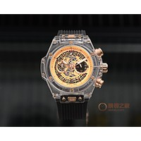Hot33 Fashion Men Women's Classic mechanical watch diamond men and women waterproof quartz watch