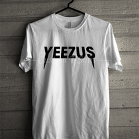 Yeezus Kanye West T Shirt -END T- Shirt For Man And Woman / T-Shirt / Custom T-Shirt
