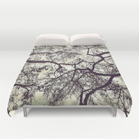 Come together right now over me. Duvet Cover by DuckyB (Brandi)