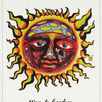 Sublime 40oz to Freedom Album Cover Poster 24x36