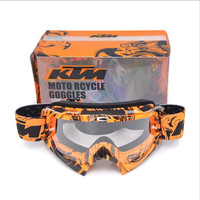 Hot Sales KTMotocross goggles Dirt Bike Glasses Oculos Antiparras Gafas motocross Sunglasses