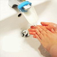 Baby Water Chute - Child Hand Washing Faucet Extender