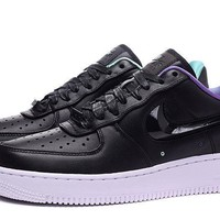 Nike Air Force 1 Low Lv8 Qs Northern Lights 2018 For Women Men Running Sport Casual Shoes Sneakers-1