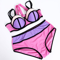 Large Size Women Pregnant Underwire Bikini Pregnancy Maternity Swimwear Bathing Suit Beach Casual Summer Swimsuit 3XL-5XL