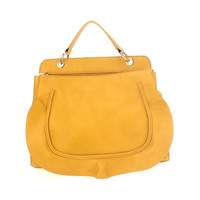 Petals Satchel Cross Body
