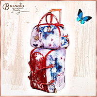 Fairy Tale Overnight Bag Duffle Set Weekender Bags for Women