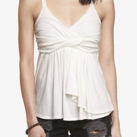 TWIST TOP TANK from EXPRESS