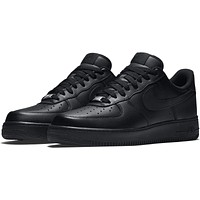 Nike Air Force 1 '07 'Black'