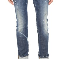 Sexy Roll Up Flare Jeans