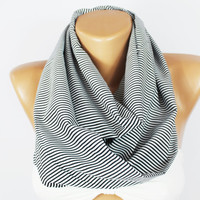 striped scarf, white scarf, love the scarf, infinity scarf, long scarf, scarf, cotton scarf, scarves, carves style,