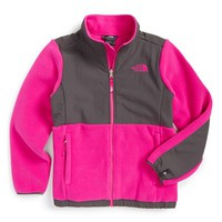 The North Face Girl's 'Denali' Recycled Fleece Jacket,