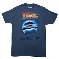 Back to the Future - BTF Adult T-Shirt
