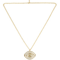 Third Eye Long Necklace