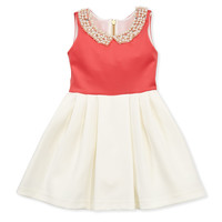 Ladies who Lunch Colorblock Dress, Sizes 8-10