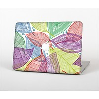 """The Seamless Color Leaves Skin Set for the Apple MacBook Pro 13""""   (A1278)"""
