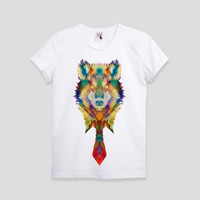 Corporate Wolf Men's T-shirt