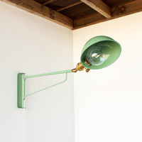 onefortythree — Industrial wall lamp