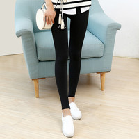 StylishWarm ThickenedStylish Sexy Warm Waist Elastic Stretchy Slim Pants Leggings A307