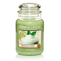 Vanilla Lime Large Jar By Yankee Candle