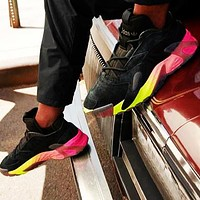 ADIDAS STREETBALL MEN street style with bright colors Rainbow soles