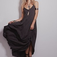 Free People Womens Leah Strappy Dress