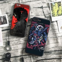 Space Cowboy Bebop Anime soft silicone TPU Phone Case cover Shell For Apple iPhone 5 5S SE 6 6S 6Plus 6sPlus 7 7Plus 8 8Plus X