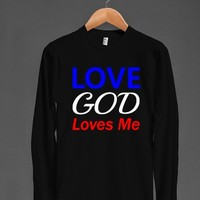 Love God Loves Me (BWR)