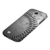 Baseball Galaxy S4 Cover