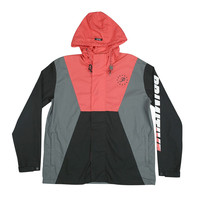 Apex Anorak Jacket in Infrared