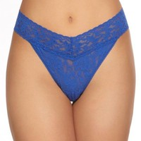 Lace High Rise Thong