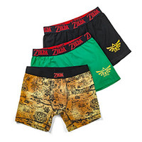 Zelda Boxer Briefs 3-Pack - Exclusive