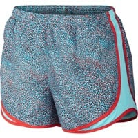 Nike Women's Crackle Tempo Printed Running Shorts