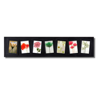 Decorative Black Plastic Wall Hanging Picture Photo Frame
