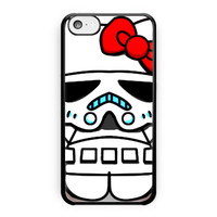 Hello Kitty Stormtrooper iPhone 5C Case