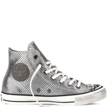 Converse-Chuck Taylor All Star Metallic-Portrait Grey