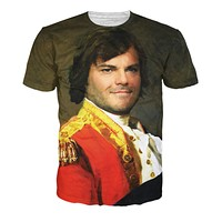 Sir Jack Black T-Shirt